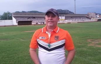Técnico do Cametá para o Paraense vem do futebol de Pernambuco