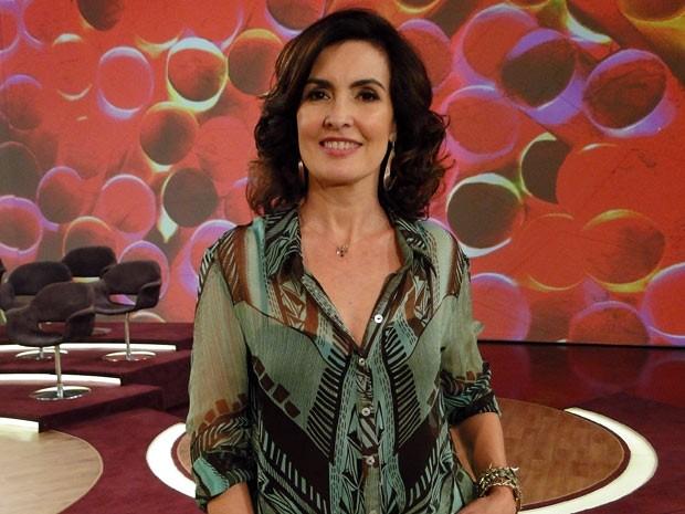 Encontro vai celebrar um ritmo bem brasileiro: samba (Foto: Encontro com Fátima Bernardes/ TV Globo)