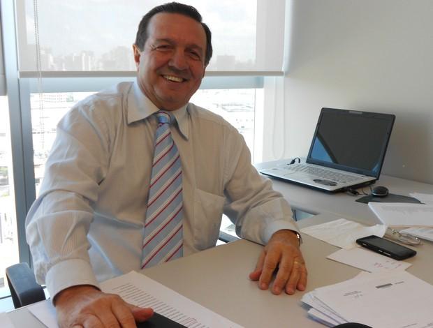 Rui Cordeiro, candidato à presidência do Bahia (Foto: Raphael Carneiro)