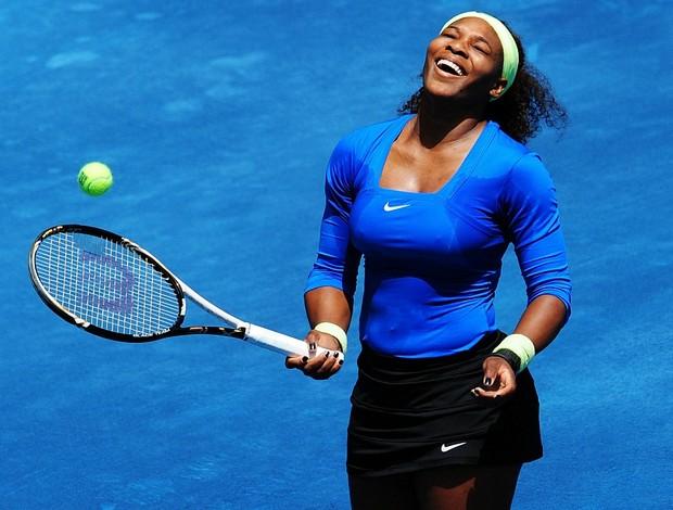 Serena Williams tênis Madri quartas (Foto: Getty Images)