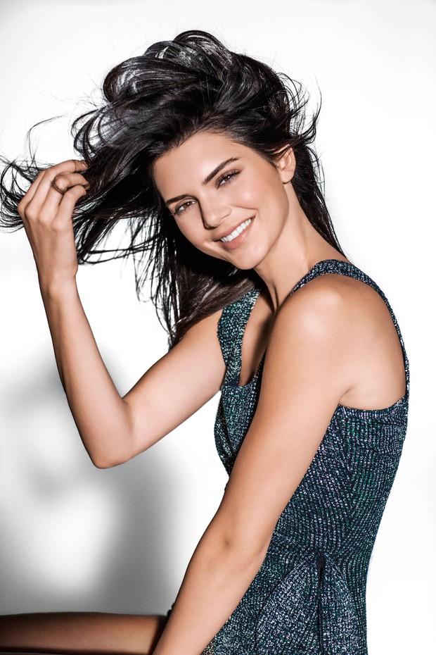 Kendall Jenner na Vogue Brasil (Foto: Vogue Brasil)
