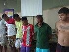Operação em Maceió tem oito presos, droga e mais de R$ 3 mil aprendidos
