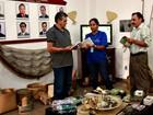 Exposição de artesanato indígena recebe visitantes na sede do MPF/AM
