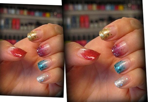 Brilho + muitas cores = Carnaval!!! (Foto: Divulgação)