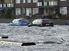 Tempestade Xaver deixa ao menos dez mortos na Europa