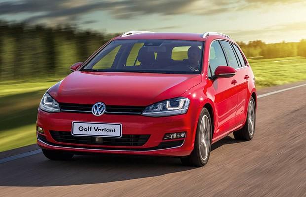 Volkswagen Golf Variant 2016 (Foto: Volkswagen)