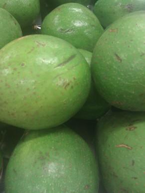 Chile: abacate no cachorro-quente (Foto: Divulgação/Isabel Butcher)