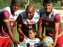 Antes de pegar Bota-PB, River ganha visita de crianças de projeto social