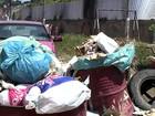 Parceiros do RJ denunciam lixo acumulado nas ruas de Belford Roxo