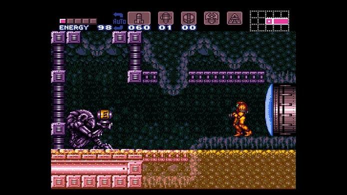 Super Metroid (Foto: Reprodução)