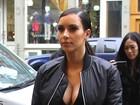 Kim Kardashian revela à rádio que seu casamento será em Paris e intimista