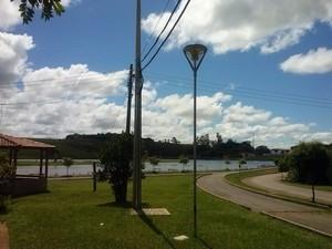 Campus do IFMG em Bambuí (Foto: Mariana Mendes/Arquivo Pessoal)