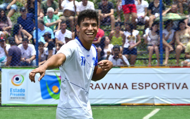 Davi Souza, Olaria Futebol de 7 2 (Foto: Davi Pereira/Jornal F7)