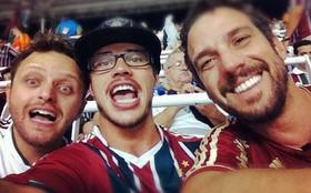 Nascido em dia de título, José Loreto aposta na classificação do Flu na Libertadores