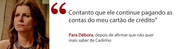 Pérolas Verônica foto esquerda (Foto: Avenida Brasil / TV Globo)