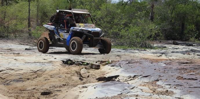 Rally Piocerá: segundo dia de provas (Foto: Emanuele Madeira/GloboEsporte.com)