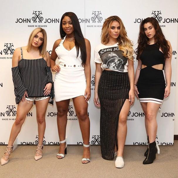 Fifth Harmony (Foto: Agência Brazil News)
