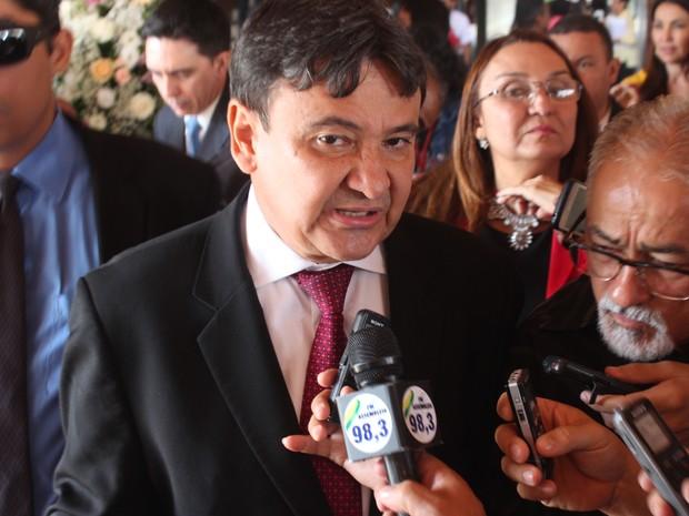Governador do Piauí, Wellington Dias (Foto: Gustavo Almeida/G1)