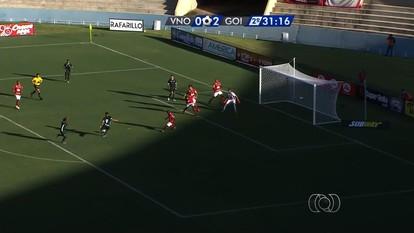 Melhores Momentos de Vila Nova 0 x 2 Goiás - Campeonato Goiano