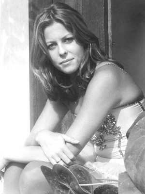 A atriz Monique Lafond (Foto: Divulgação)