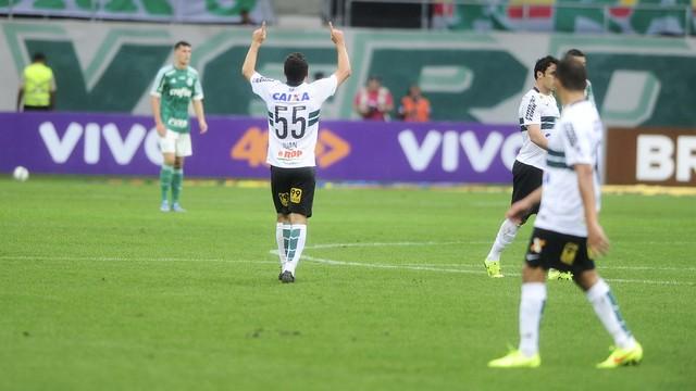 Coritiba x Palmeiras 2016