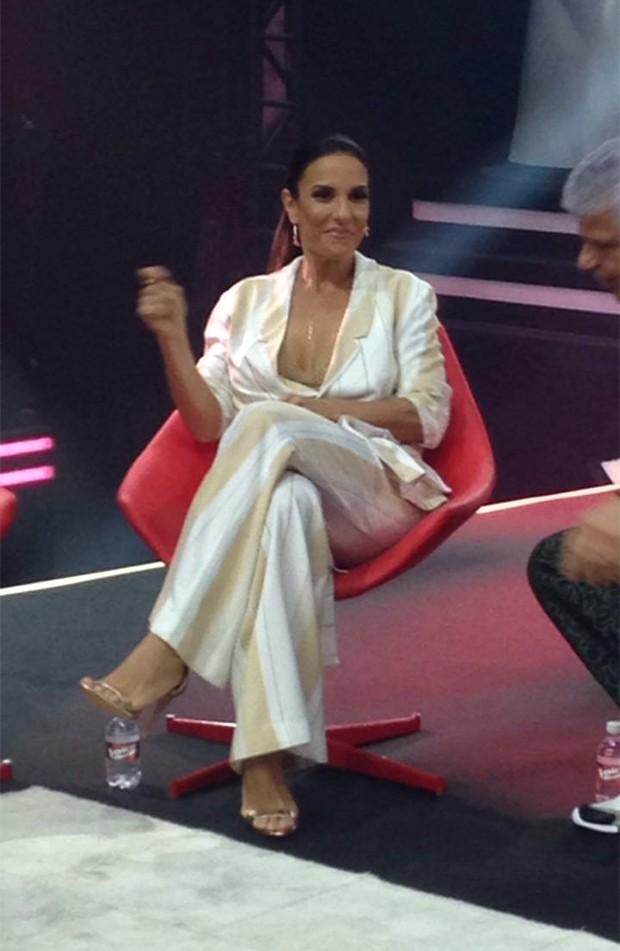 Ivete Sangalo  (Foto: Ed. Globo)