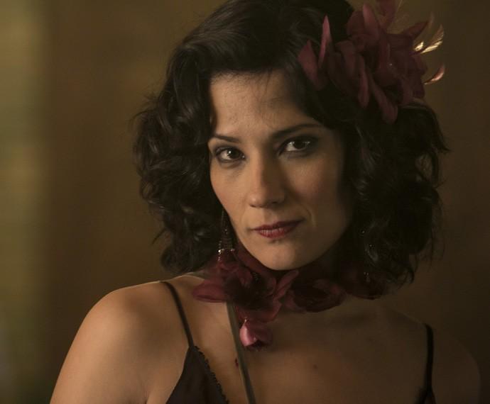 Kelli Freitas será Emília, uma das aventuras de Augusto (Foto: Inácio Moraes/Gshow)