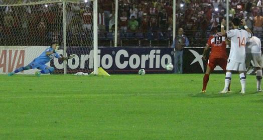 cantou a pedra (Carlos Gregório Jr/Vasco.com.br)