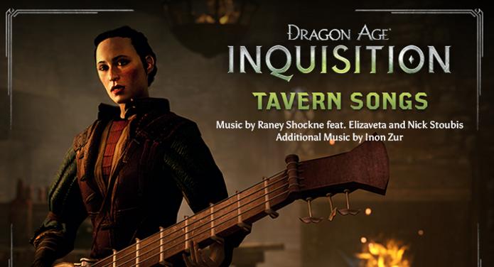 Dragon Age Inquisition: Trilha da taberna foi liberada para download gratuito (Foto: Reprodução/Dragon Age)