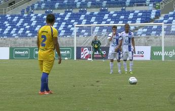 Kiko lamenta gol anulado e dá apoio ao elenco do Araguaia contra a degola
