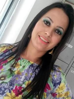 Jucilene de França morreu após sofrer infecção ao extrair dente em Mato Grosso. (Foto: Arquivo pessoal)