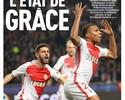 """Jornais de França e Inglaterra: Monaco em """"estado de graça"""" e as caras de Pep"""