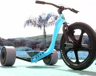 Trike Drift (Foto: Reprodução Plugue)