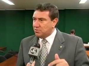 Deputado Federal Átila Lins (Foto: Reprodução/TVAM)