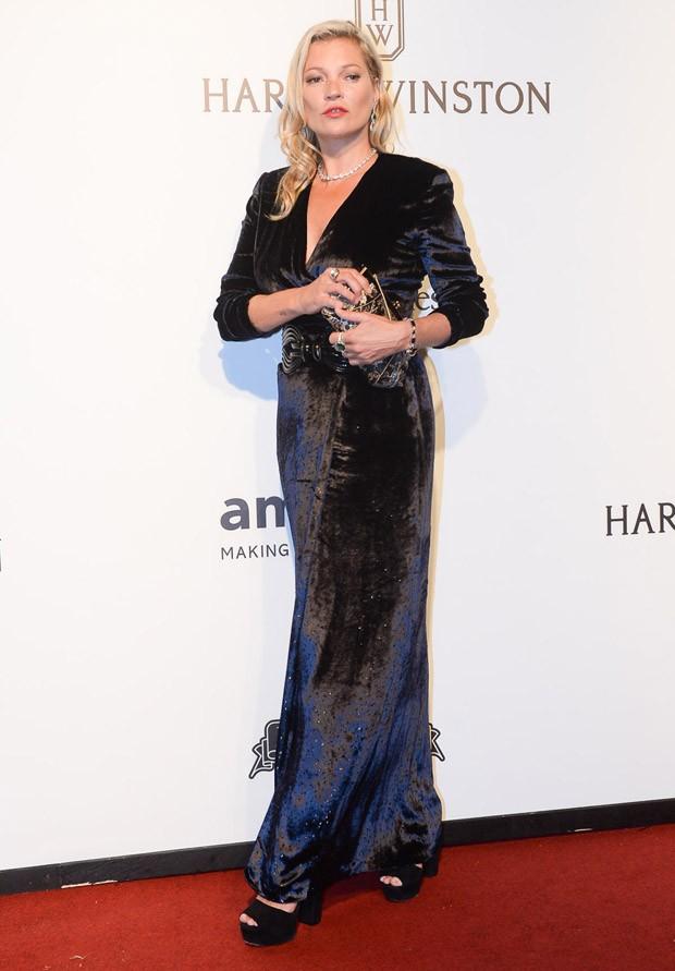 Kate Moss (Foto: Deividi Correa/AgNews)