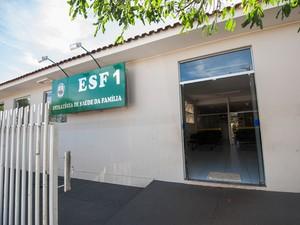 Obras em Ouro Verde contaram com investimento de R$ 180 mil (Foto: A2 Fotografia/Alexandre Moreira)