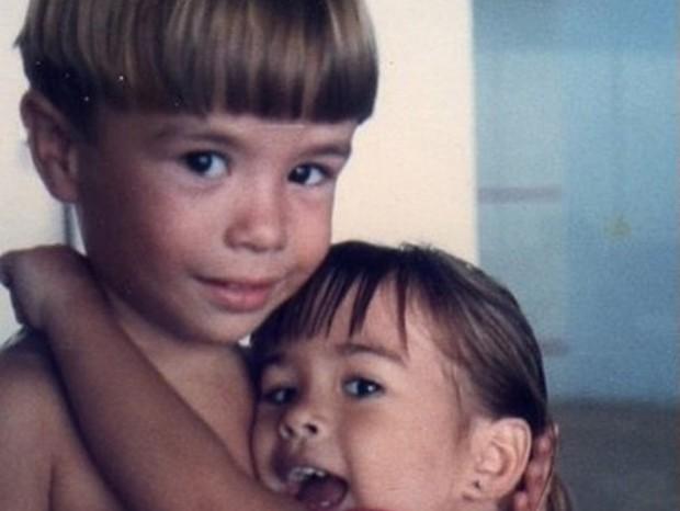 Os irmãos Diego e Tatá Werneck (Foto: Reprodução/Instagram)
