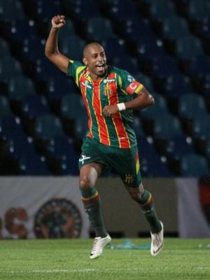 Robert já tem dois gols no Brasileiro da Série B (Foto: Biné Morais / O Estado)