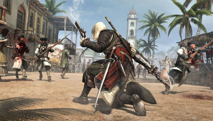 Assassins Creed 4 Black Flag mais barato no Steam (Foto: Divulgação)