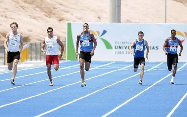Olimpíadas Universitárias (Foto: Gaspar Nobrega/COB)