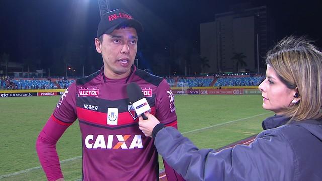 Atlético-GO x Santos - Campeonato Brasileiro 2017-2017 ... 6993677959aaa