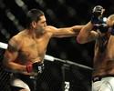 Mutante finaliza Hermansson e chega à terceira vitória consecutiva no UFC