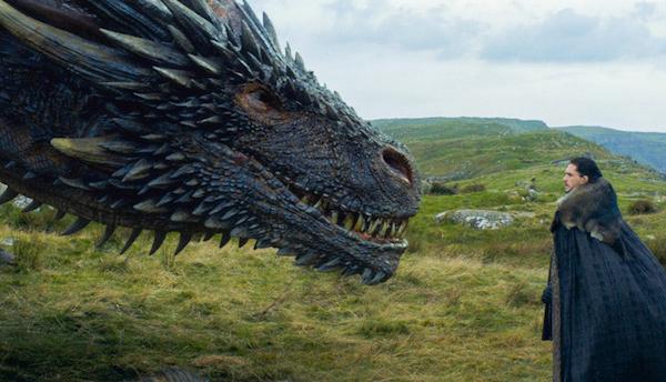 Uma cena da sétima temporada de Game of Thrones (Foto: Reprodução)