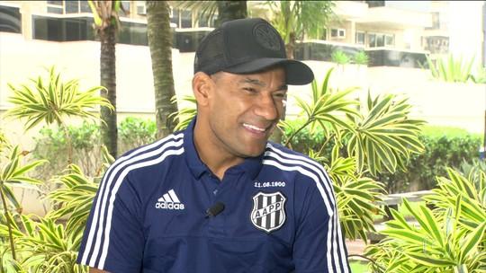 """Magoado, Rodrigo prevê desfecho igual para Nenê no Vasco: """"Não tenho dúvidas"""""""