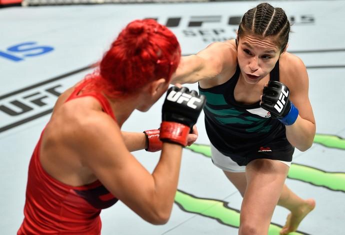 Alexa Grasso x Randa Markos UFC México (Foto: Getty Images)