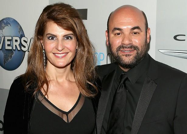 A eterna Toula de 'Casamento Grego' (2002), Nia Vardalos, e o marido, o ator Ian Gomez, adotaram uma menina em 2008. (Foto: Getty Images)