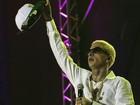 MC Guimê faz show na Festa do Peão de Barretos: 'Funk é respeito'