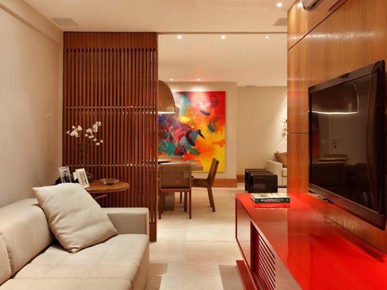 decoracao alternativa de casas : decoracao alternativa de casas: alternativa para substituir parede: veja 15 inspirações – Casa – GNT