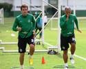 Sérgio Manoel e Jackson iniciam recuperação física no Coritiba
