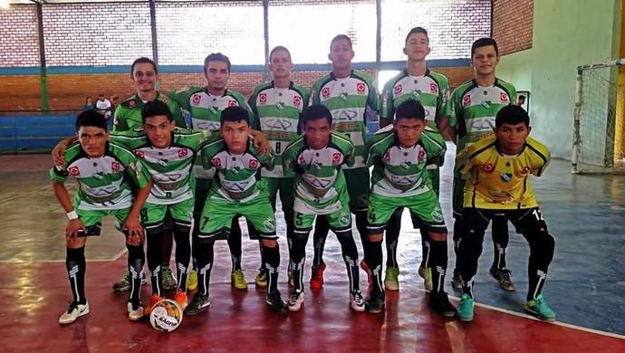 Independente vence e está a um empate da final do Roraimense de Futsal Sub-20 (Foto: Divulgação)